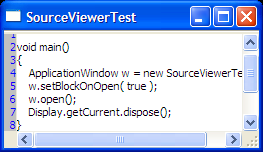 http://downloads.dsource.org/projects/dwt/screenshots/win/jface/JFace.Text.SourceViewerTest.png